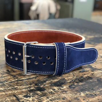 13mm suede Pioneer Cut Belt