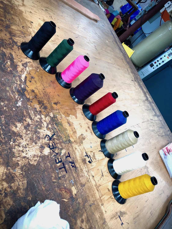 Wrap Thread Colors