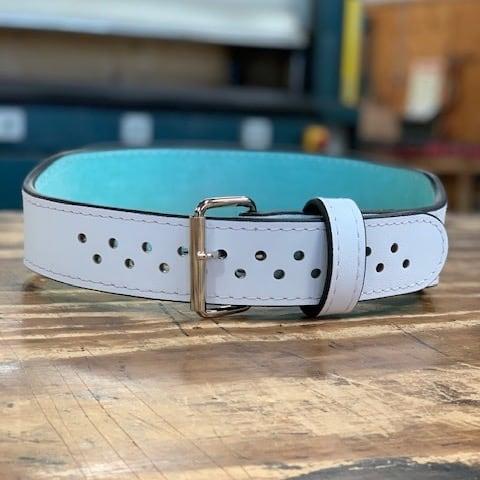 Pioneer Cut White Belt