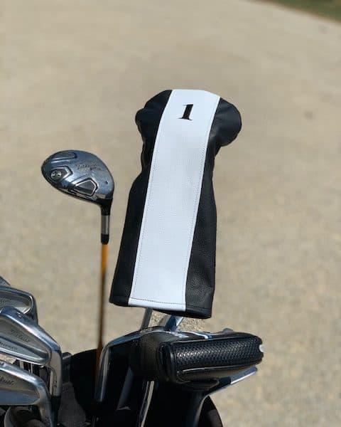 Pioneer Golf Club Covers - Single Stripe