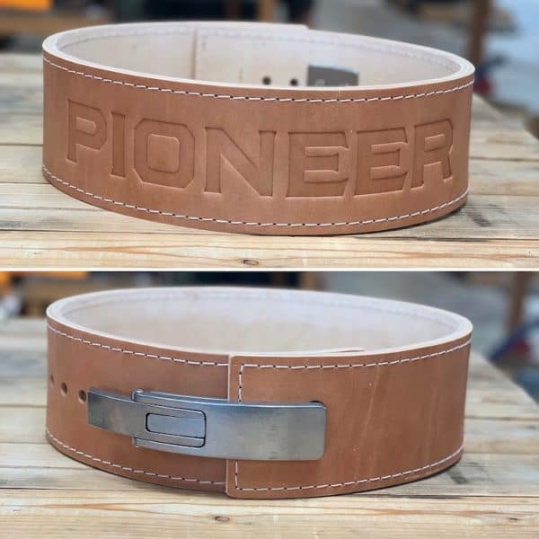 10mm Thick Untreated - Stock Lever Belts