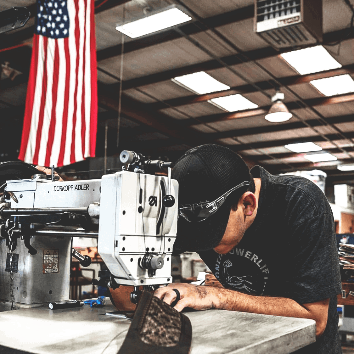 American Made. Globally Respected.